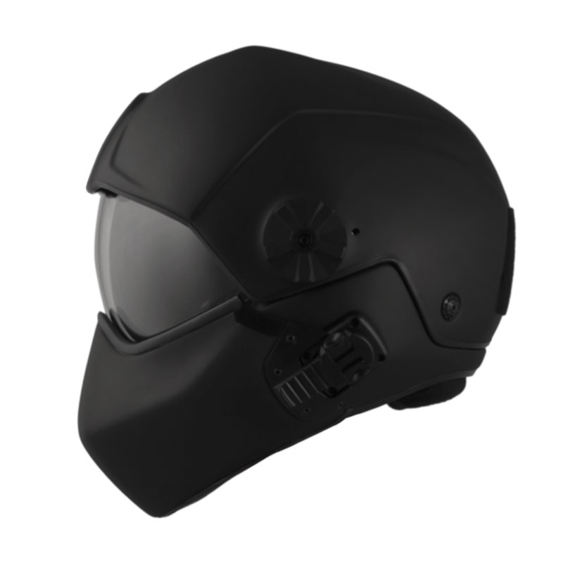 flight helmet H-CMB black