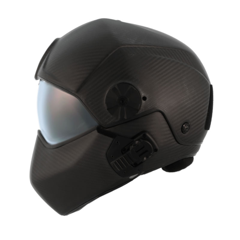 flight helmet H-CMB carbon