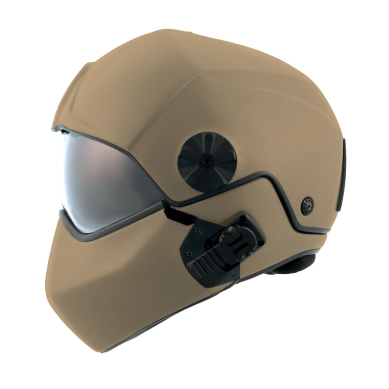 flight helmet H-CMB sandy