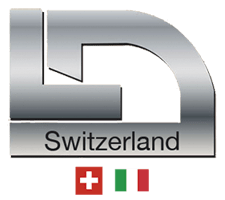 LD Switzerland flight helmet