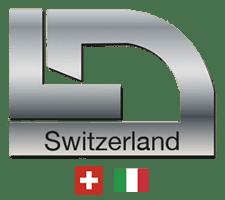 LD Switzerland flight helmet