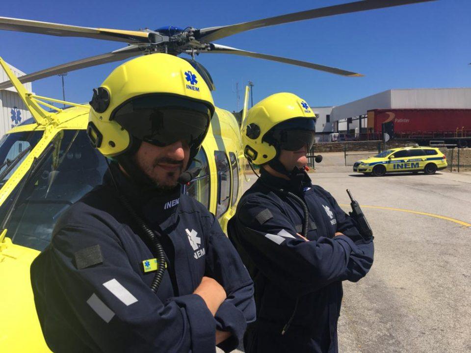 helicopter helmet