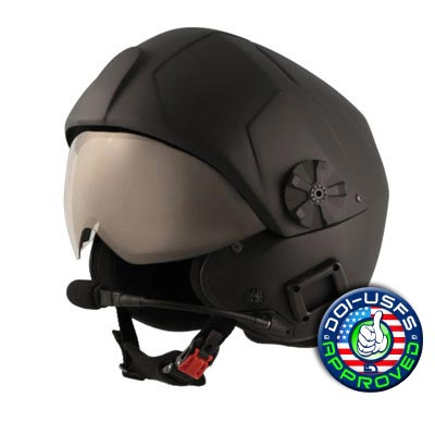 helicopter helmet DOI USFS approved