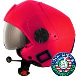 helicopter helmet DOI/USFS certified RED